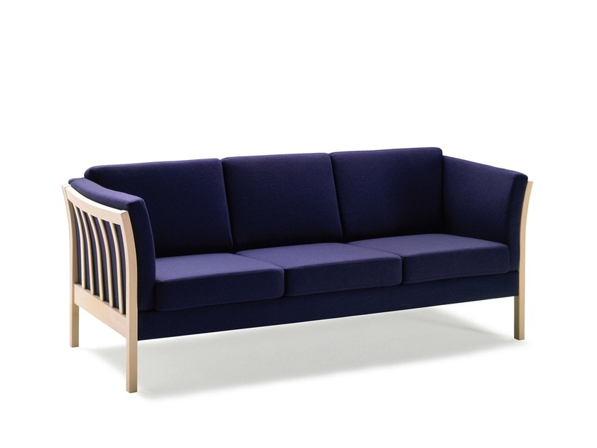 3 seater fabric sofa SANNE by Stouby