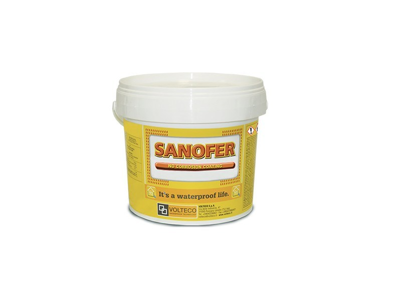 Mortar for renovation SANOFER by Volteco