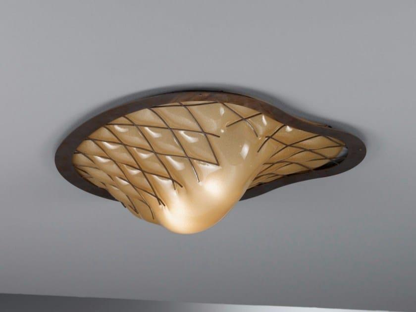 Plafoniere In Vetro Di Murano : Plafoniera vetro mobili e accessori per la casa in sardegna