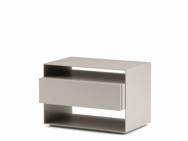 Lacquered bedside table SANYA | Bedside table by Flou