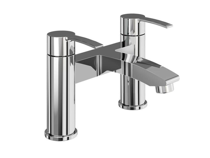 2 hole brass bathtub mixer SAPPHIRE | 2 hole bathtub mixer by Polo