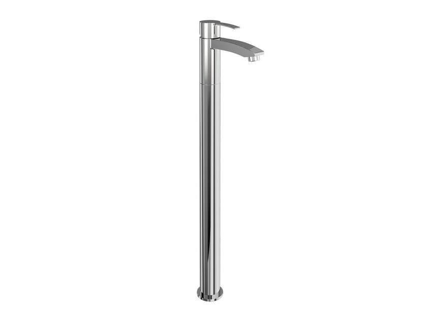 Floor standing single handle bathtub mixer SAPPHIRE | Floor standing bathtub mixer by Polo