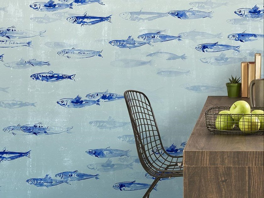 Papier peint SARDINIA by Wallpepper Group