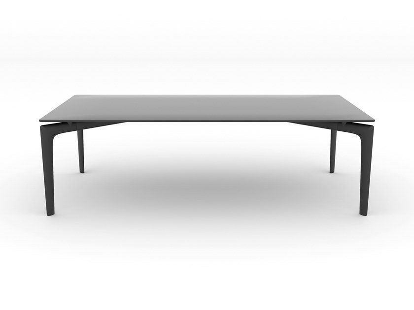 SAUL | Rectangular coffee table
