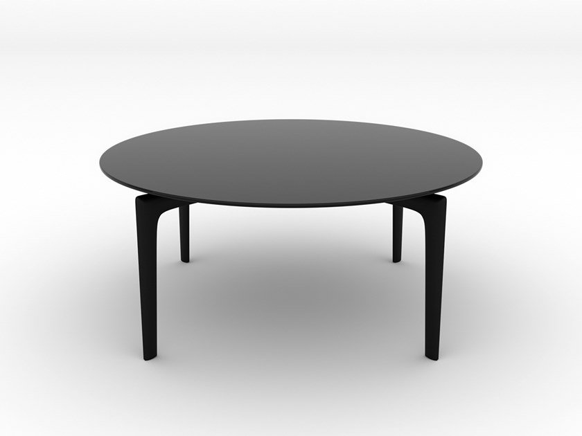 SAUL | Round coffee table