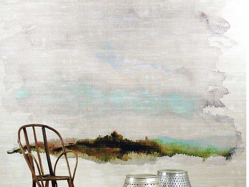 Wallpaper SAUVAGE by Élitis