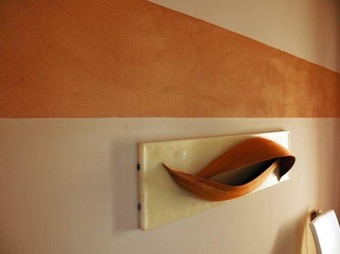 Intonaco di finitura in argilla SB4 by Terragena