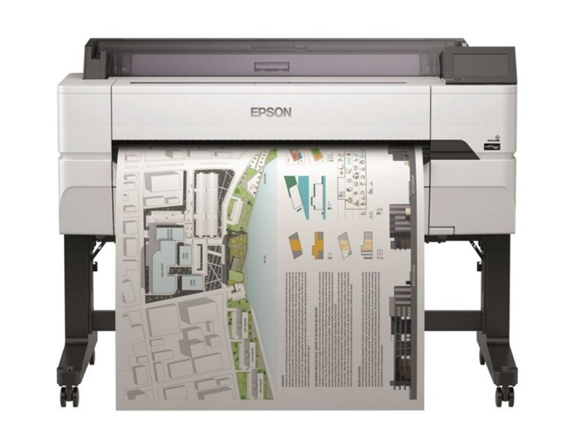 Large format printer for graphics and CAD SureColor SC-T5400 by EPSON ITALIA
