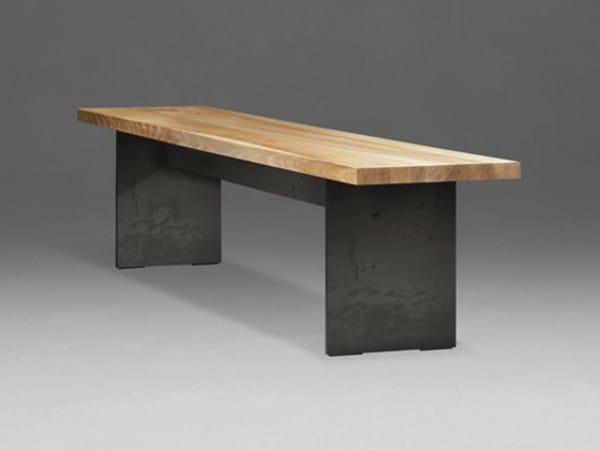 Panca in legno SC48 by Janua