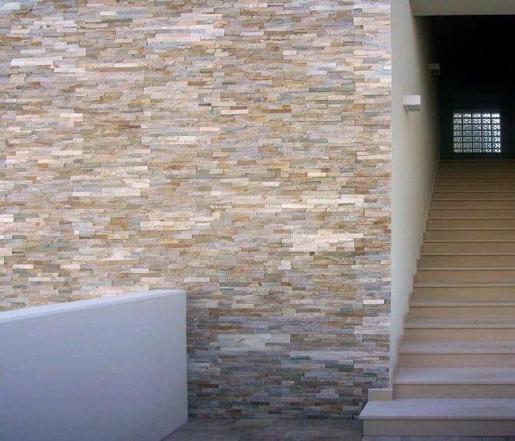 Scaglia revestimiento de pared de piedra natural by b b - Revestimiento de piedra natural precios ...