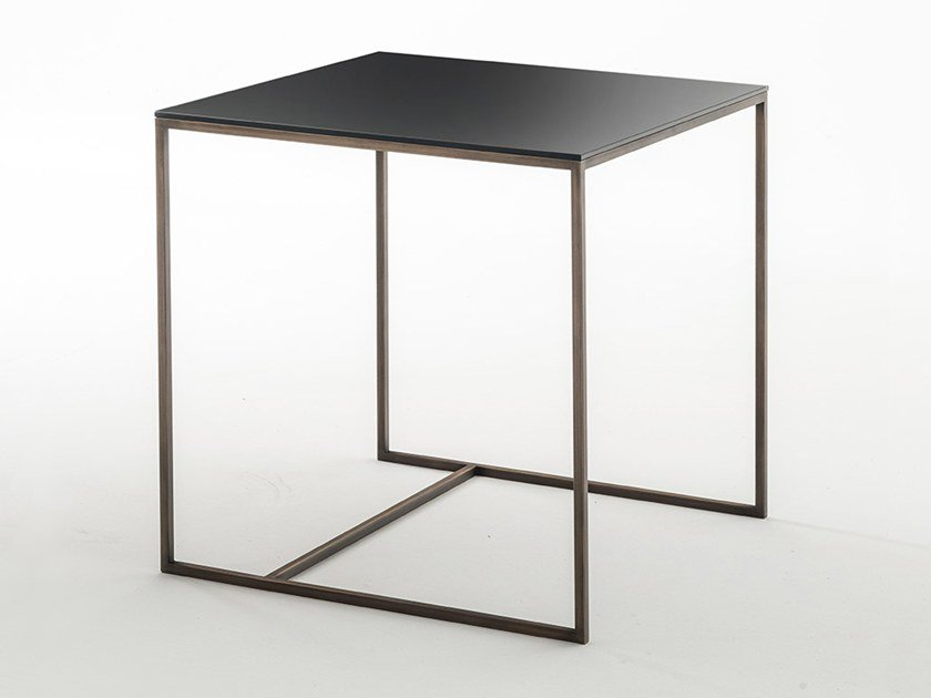 Low Metal Coffee Table Scala By Oak