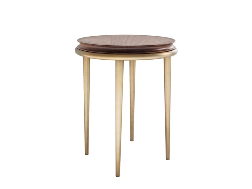 Round side table SCALA | Side table by HC28