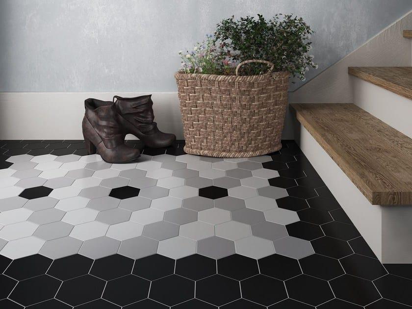 Indoor/outdoor porcelain stoneware wall/floor tiles SCALE   Wall/floor tiles by EQUIPE CERAMICAS