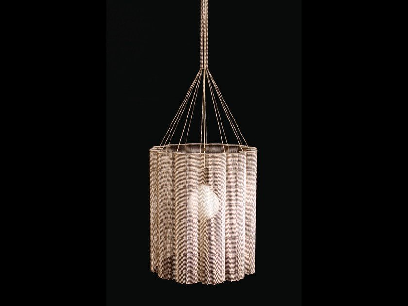Pendant lamp SCALLOPED CROPPED | Pendant lamp by Willowlamp