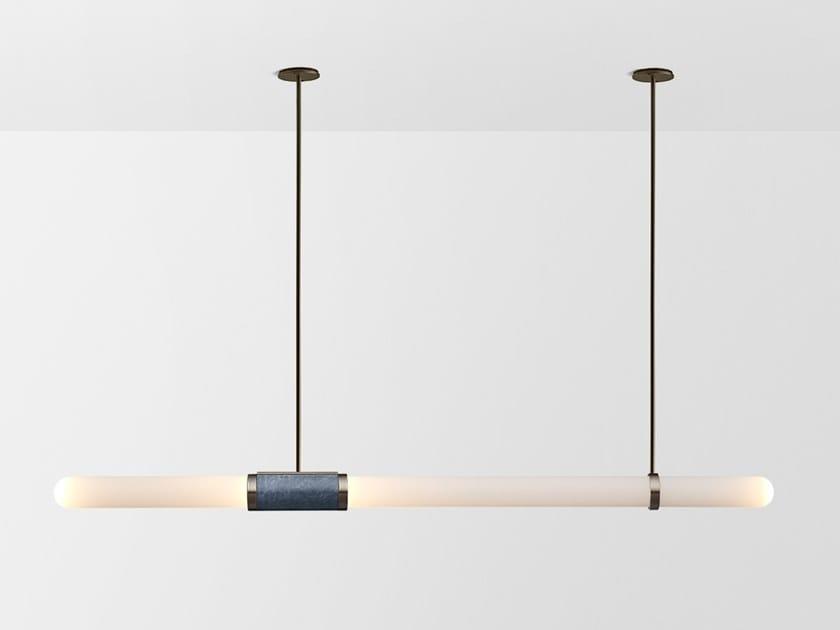 Lampada a sospensione a LED con dimmer SCANDAL LONG | Lampada a sospensione by Articolo Lighting