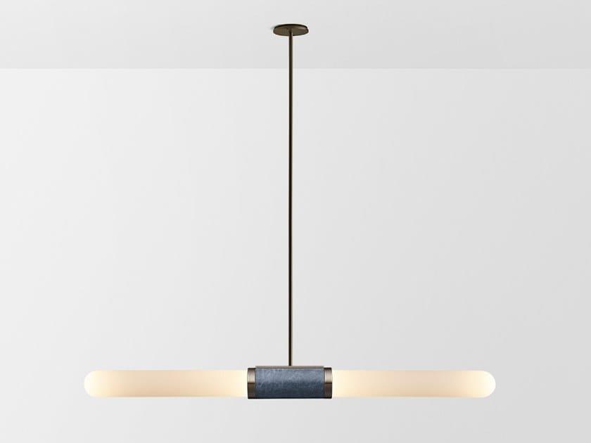Lampada a sospensione a LED con dimmer SCANDAL SHORT | Lampada a sospensione by Articolo Lighting