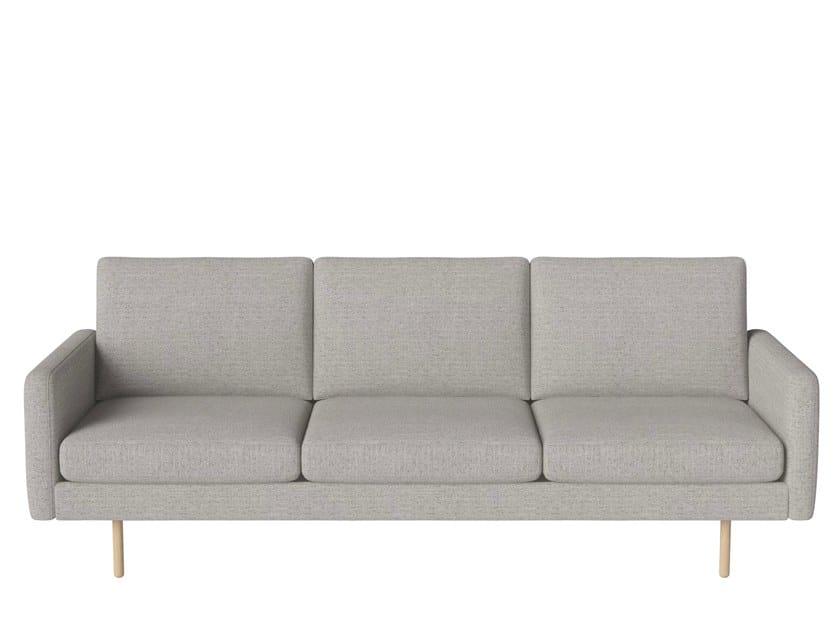 Bolia Sofa scandinavia remix 3 seater sofa by bolia design glismand rüdiger