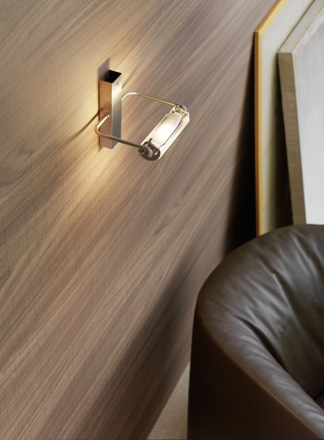 Scintilla | Design Wall Lamp By Fontanaarte