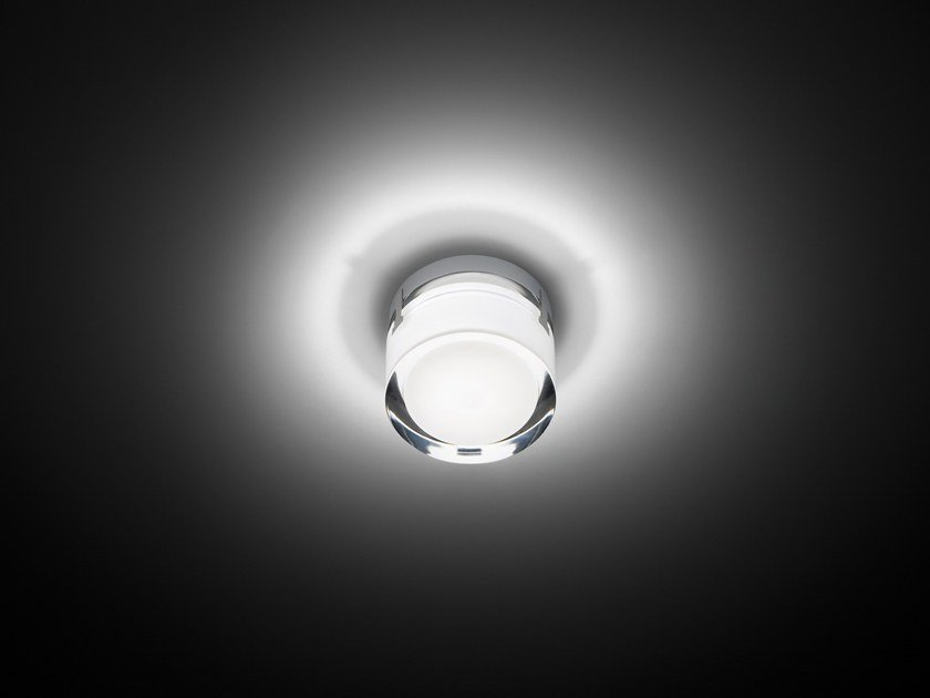 Glass ceiling lamp SCOTCH | Ceiling lamp by Vibia