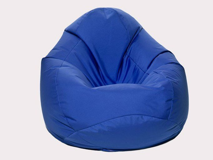 Upholstered bean bag SCUBA XXL by JUMBO BAG