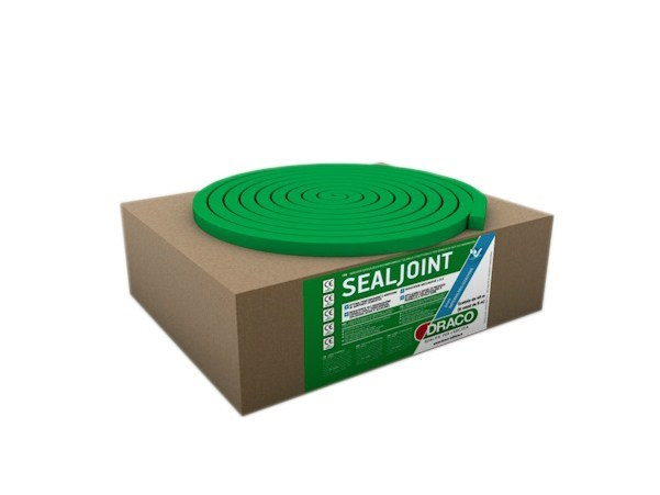 Tape and joint for waterproofing SEALJOINT by DRACO ITALIANA
