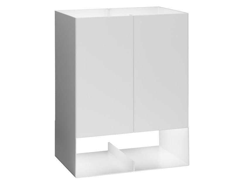 Lampada da tavolo in alluminio SEAM TWO by e15