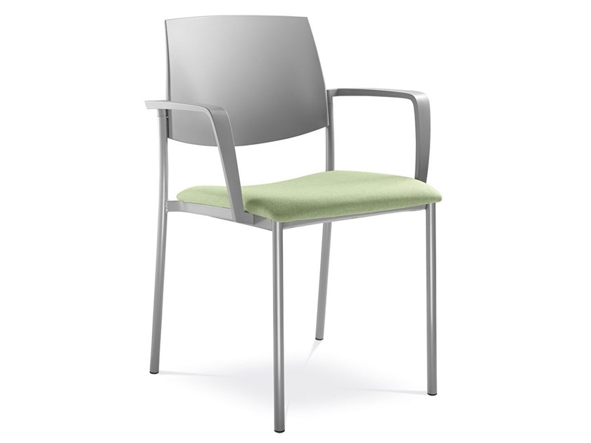 Training chair with armrests SEANCE ART | Training chair with armrests by LD Seating