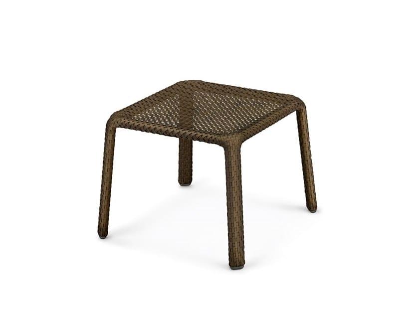 Garden side table SEASHELL | Coffee table by DEDON