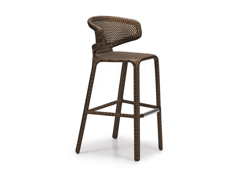 Garden stool SEASHELL | Garden stool by Dedon