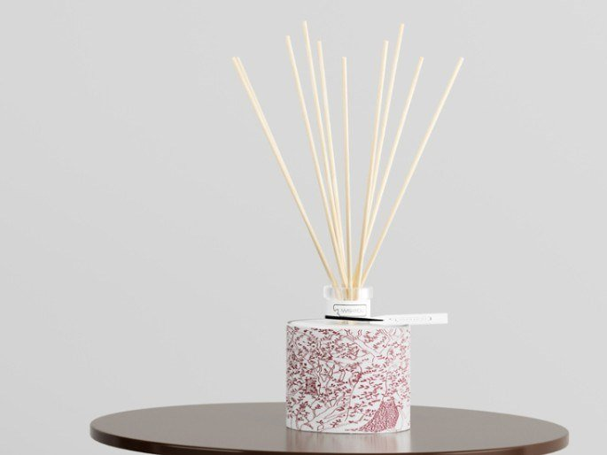 Natural stone Air freshener dispenser SEASON ONE ESSENTIAL Prestige - Tabacco by IWISHYOU