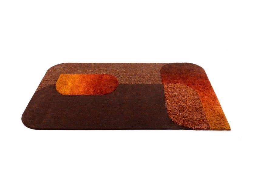 Handmade wool rug SEASONS by LEOLUX