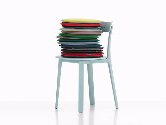 Round Chair Cushion SEAT DOTS By Vitra
