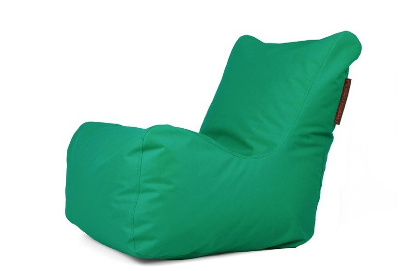 Upholstered bean bag SEAT SKIN OX by Pusku pusku