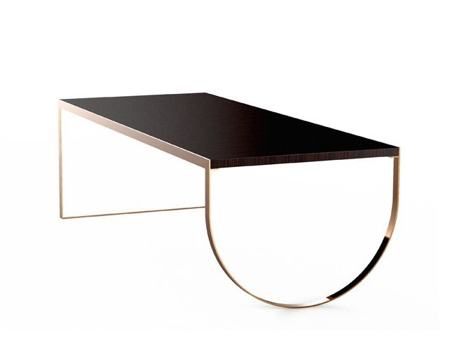 Rectangular dining table SEATTLE | Dining table by Duquesa & Malvada
