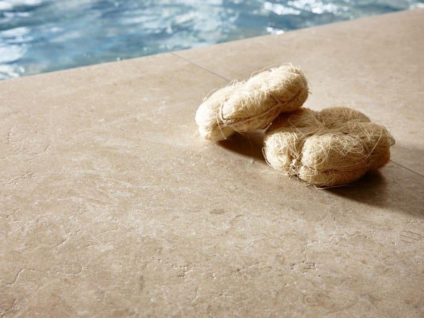 Porcelain stoneware wall/floor tiles with stone effect SECRET STONE - PRECIOUS BEIGE by COTTO D'ESTE