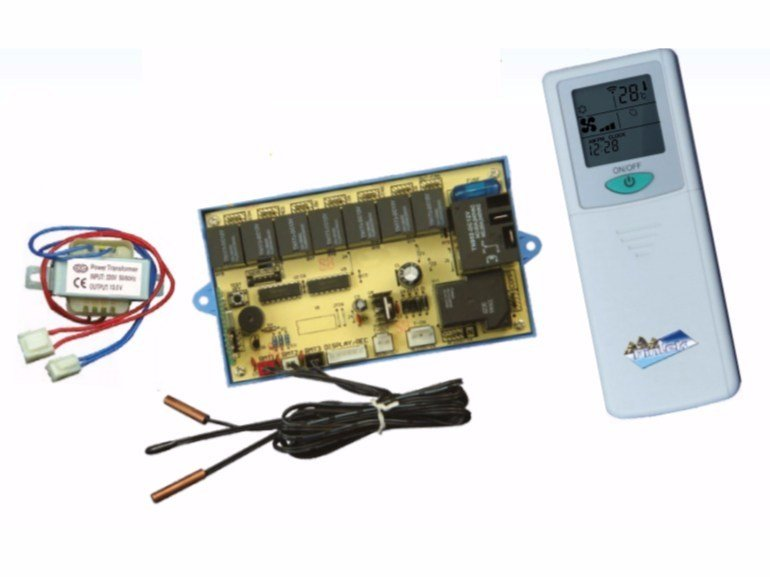 Universal Air conditioner control system SECU 5 by Fintek