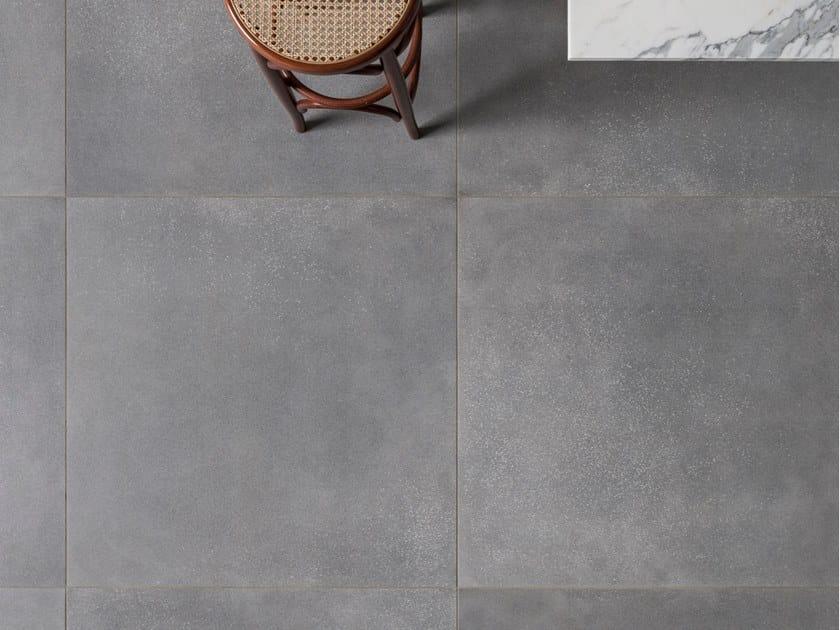 Glazed stoneware flooring SEEDS by DECORATORI BASSANESI