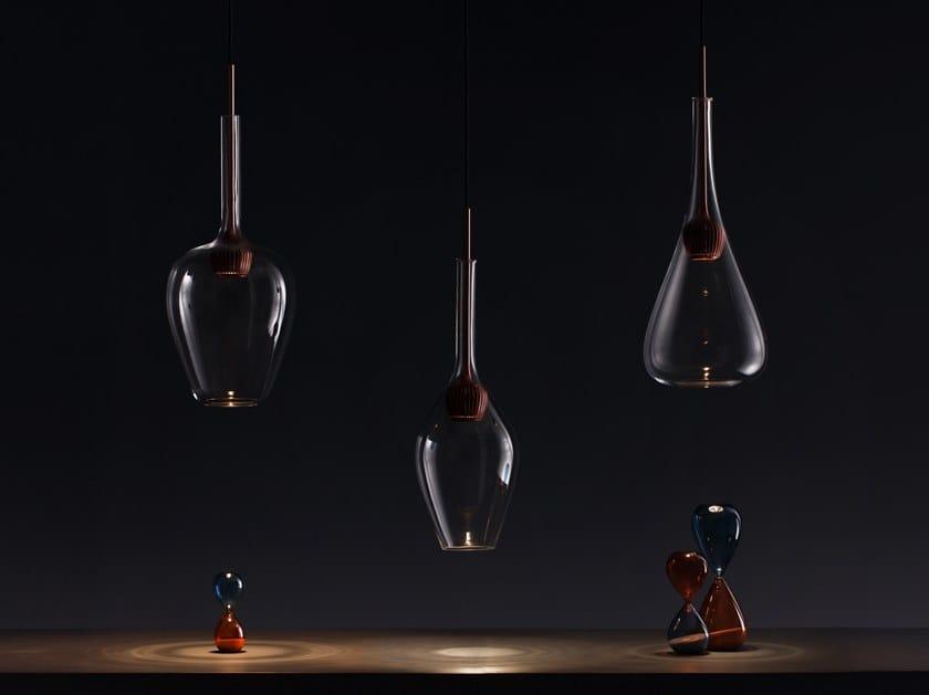LED pendant lamp SEEDS | Pendant lamp by MUMOON