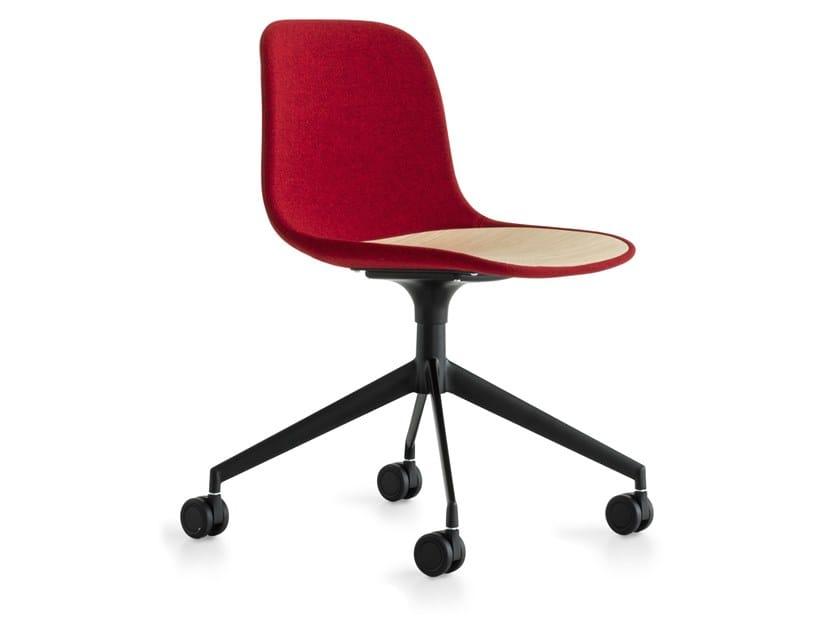 SEELA | Chair with castors