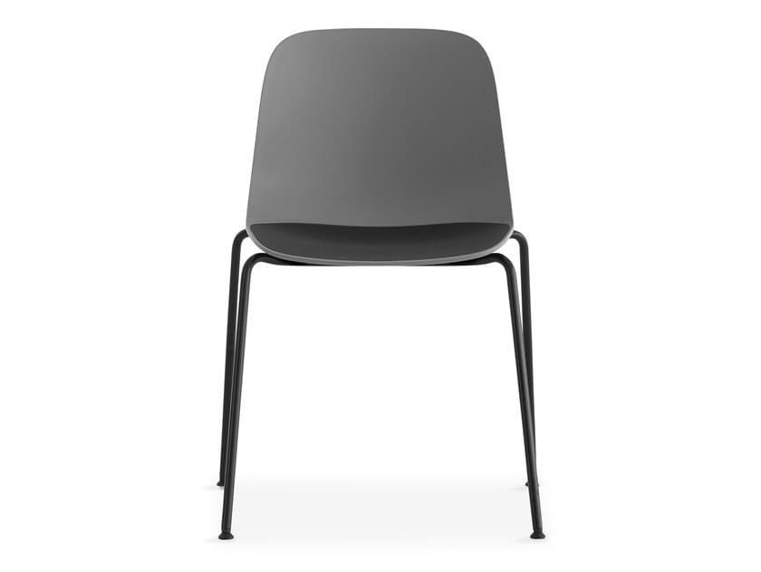 SEELA | Chaise en polypropylène