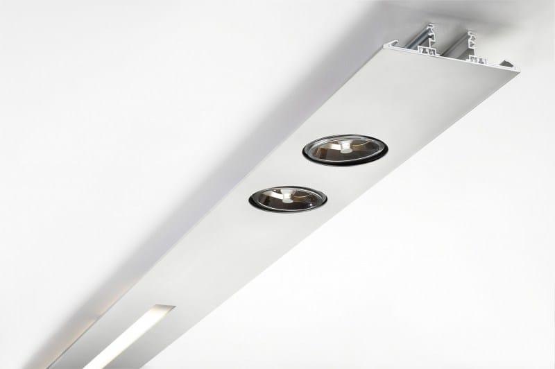 Faretti Estruso Lucifero's Per Illuminazione In Alluminio SegmentProfilo Lineare hCsQrtdx