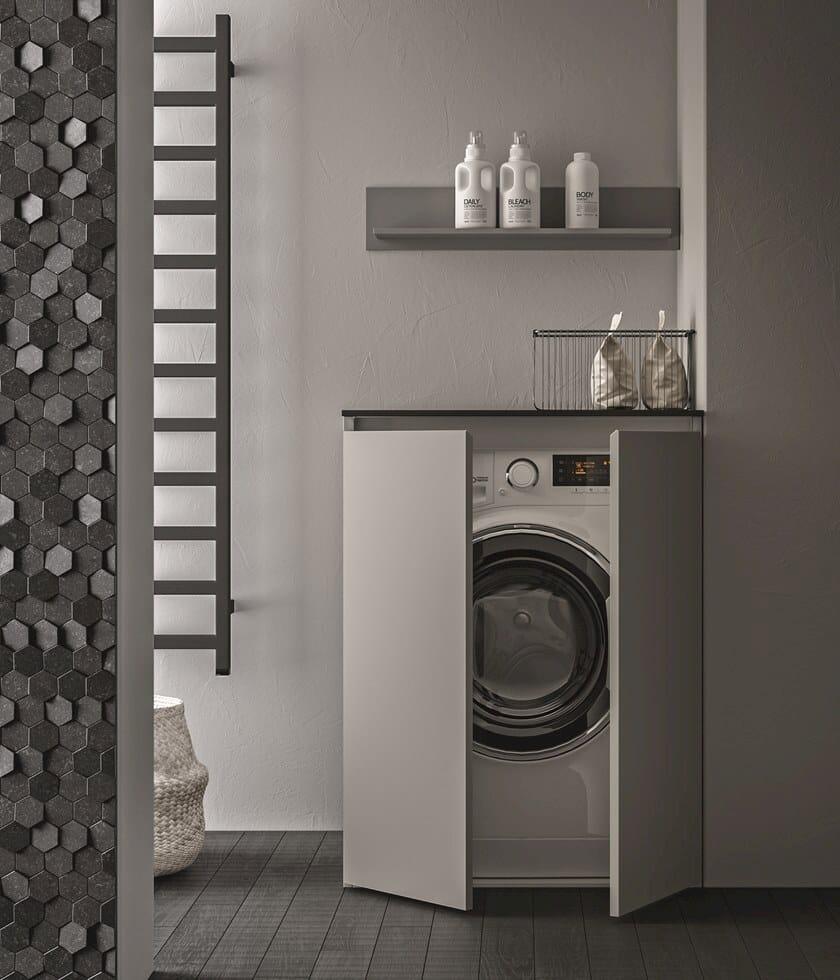 SEGNO | Mobile lavanderia
