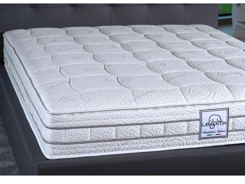 Anti-allergy anatomic anti-mite mattress SEGRETO by Lamantin