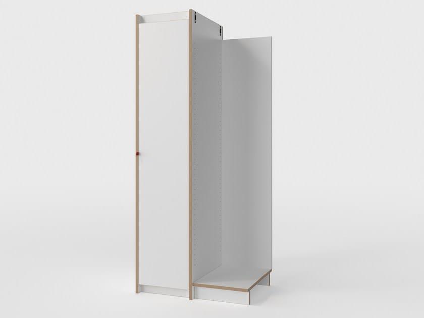 Tojo Möbel sectional wardrobe steh by tojo möbel design eigenwert