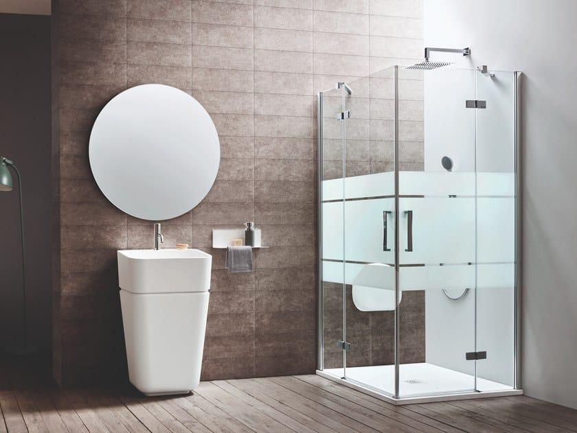 SEI | Box doccia con porta a battente