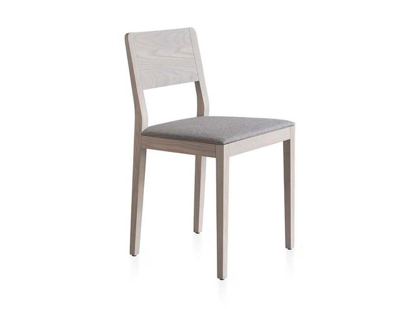 Ash chair SEIDA by PIANCA