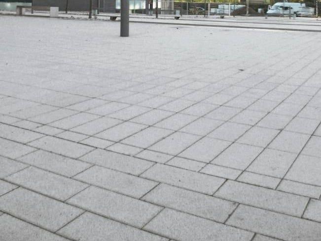 Concrete paving block SELCE 21 - DIAMANTI by RECORD - BAGATTINI
