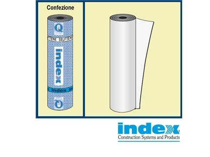 Vapour barrier SELFTENE BV BIADESIVO by INDEX