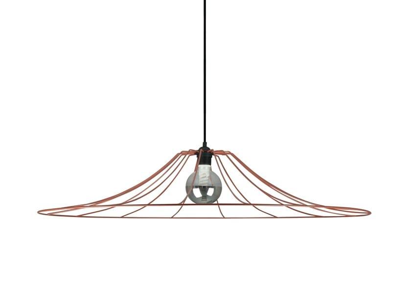 Metal pendant lamp SELMA by LUZ EVA