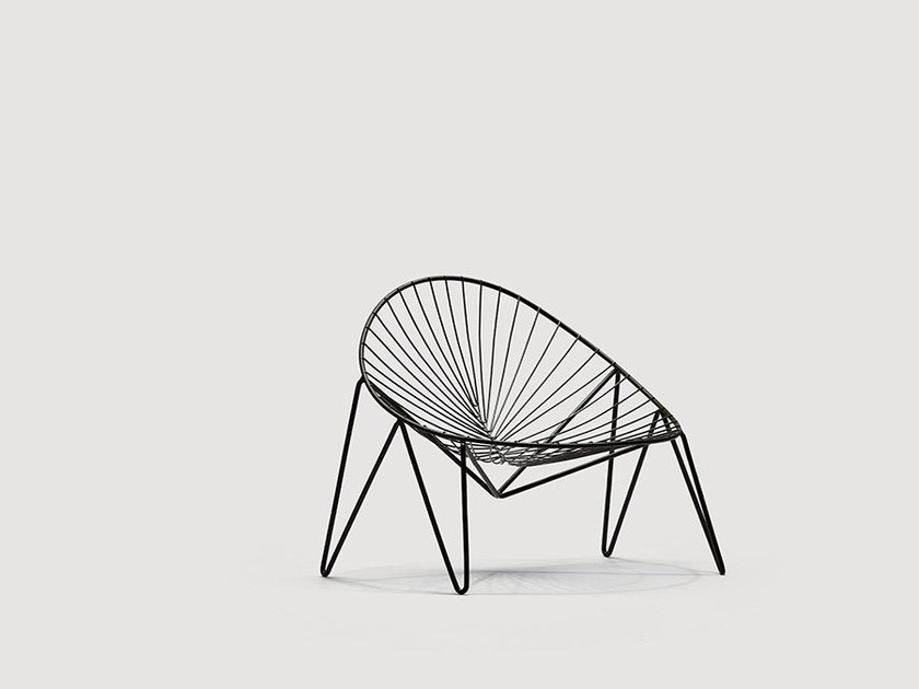 Easy chair SEN-SU LOUNGE by da a